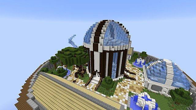 Best Skyblock Island Download