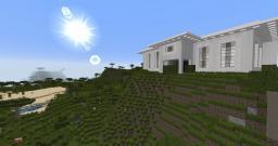 Modern House II Minecraft Project
