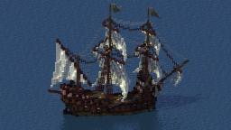 Medieval Large Carrack Minecraft