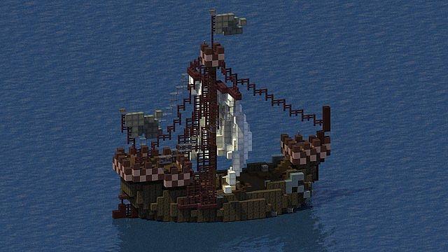 Medieval Large Cog
