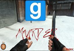 GMod Murder in Minecraft! Minecraft Map & Project
