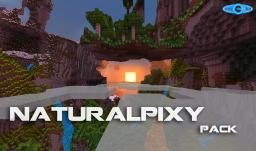 NaturalPixy pack Minecraft Texture Pack