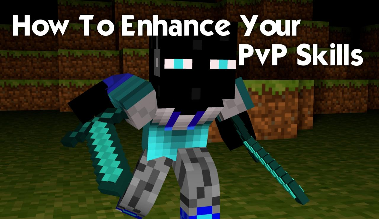 tips and tricks to enhance your pvp minecraft blog. Black Bedroom Furniture Sets. Home Design Ideas