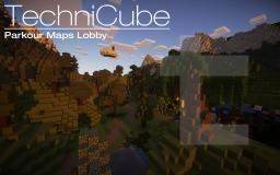 Parkour Maps Lobby Minecraft Project