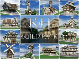 Reinhart City Buildpack [Download] Minecraft Map & Project