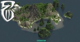 Rift Island -  Survival Map (1.7.2) Minecraft