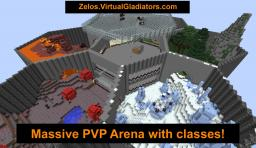 Zelos: PVP | Raid | Rewards! | Grief | Clans! | Disguises! Minecraft Server