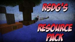 Rsdg's Official 32x Resource Pack With Custom Items