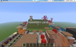 Mushroom Land Minecraft Map & Project