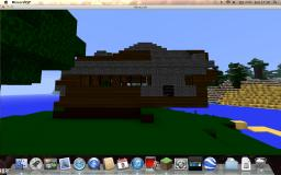 Modern house {1} Minecraft Map & Project