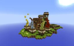 """Remnants of Old Magics"" - Elven Alchemy Minecraft Map & Project"