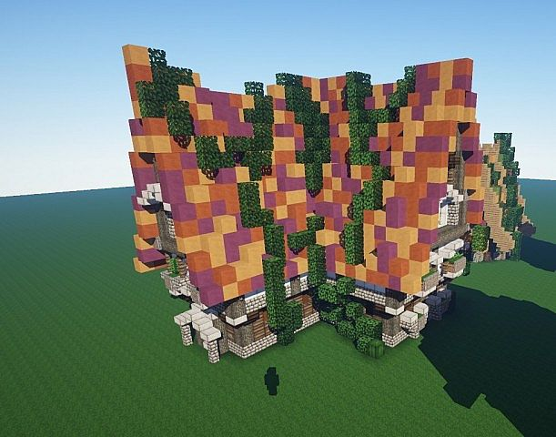With Ovos Rustic ResourcePack