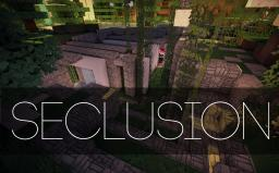 Seclusion - Modern in Ground Home! - Fixed Schematic! Minecraft Map & Project