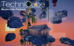Skytemple Parkour Minecraft Project
