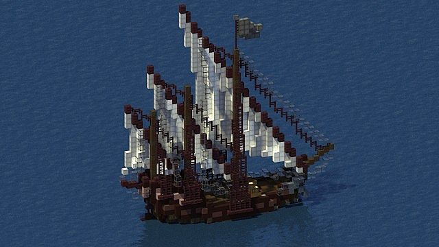 Medieval Small Caravel