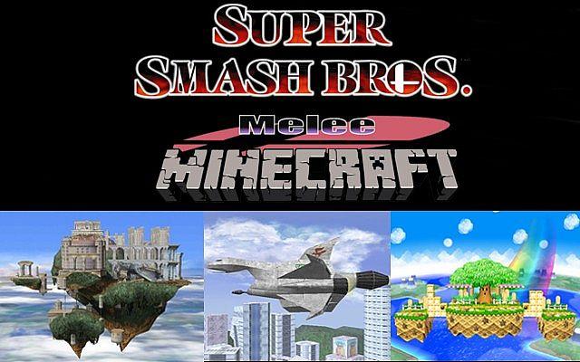Super Smash Bros Melee Map