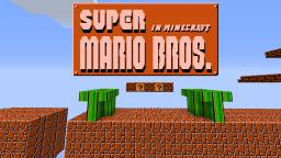 Super Mario Brothers In Minecraft Minecraft Project