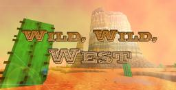 Wild, Wild, West Minecraft Map & Project
