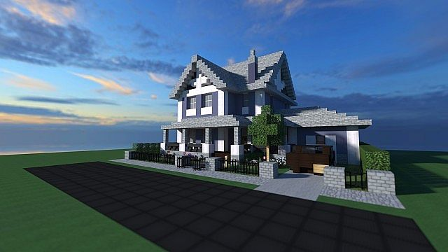 Small new england style cottage made by nammerbom for New england cottage style