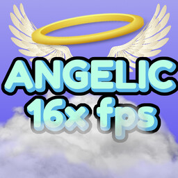 (c) fluffeeh | Angelic 16x FPS Pack Minecraft Texture Pack