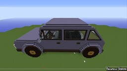 Rerre Car 1 Minecraft Map & Project