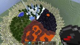 LPCraft Massive PvP Arena Minecraft