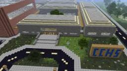 School OF DaniBri2x03 Minecraft Map & Project