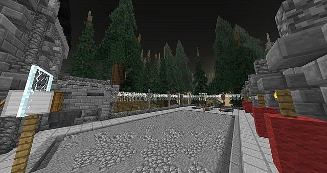 Cops And Robbers 3 Escape From Alcatraz Minecraft Project