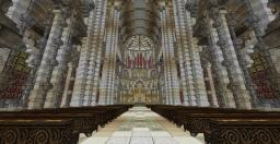 Church of Kimola Minecraft Map & Project