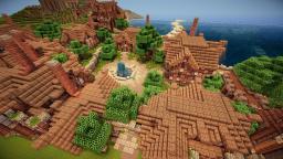 MinecraftMap - Medieval City! V 0.7