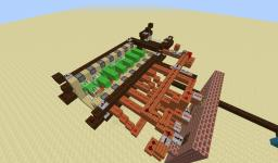 Simple 1-19 Second Counter - Redstone Basics