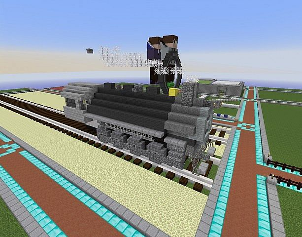 How To Get Train Craft To Work With Other Mods