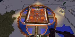 spawn point for mini game Minecraft Project