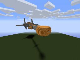 Spaceship (Mothership) CB-73 Minecraft Project