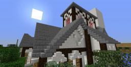 Epic morden spawn Minecraft Map & Project
