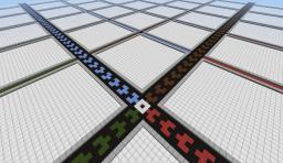 Your Redstone World [1024 plots] Minecraft Map & Project