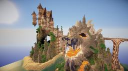 Casterly Block Faction Spawn Minecraft Map & Project