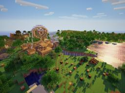 The Mine + Download Minecraft Map & Project