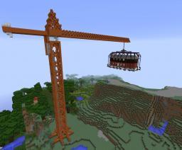Crane Build Minecraft Project