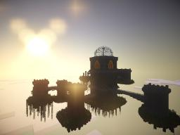 Floating Castle : Build Request Dashdart Minecraft Project