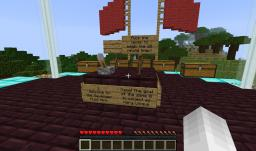 Minecraft: Scavenger Hunt Mini-Game Map Minecraft Map & Project