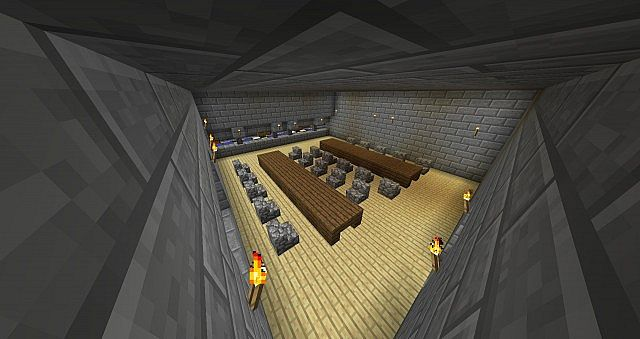 Cops And Robbers Classic Minecraft Project
