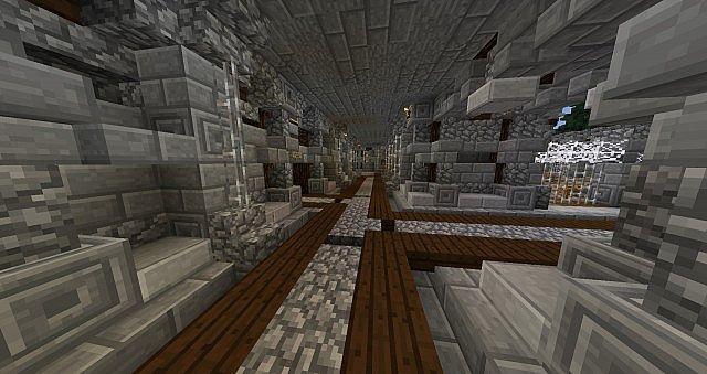 First Corridor