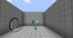 Chapter One: The Cake is A Lie (Portal 2 Adventure Map) (played by Bodil40!)