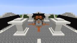 Minecraft modern server hub! Minecraft Project