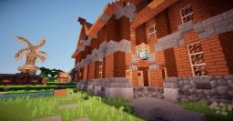 Large Inn Minecraft Map & Project