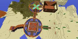 spawn point for server Minecraft Project