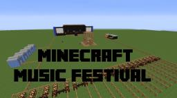 Minecraft Music Festival V1 Minecraft Map & Project