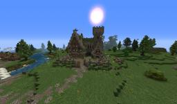Manor House (Middle Ages) Minecraft Map & Project
