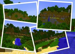 Ovalistic Simplicity (Square Oval Pack) [1.6+] [25x25] Minecraft Texture Pack